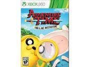 Adventure Time: Finn and Jake Investigations Xbox 360 9SIA17P5ZD1670