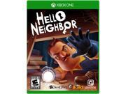 Hello Neighbor - Xbox One 9SIV00C6WU7196