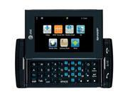 SHARP FX STX-2 Black Slider Touch Screen QWERTY Keyboard Mobile TV Unlocked GSM Cell Phone