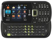 Samsung Evergreen SGH-A667 Black 3G Unlocked Cell Phone