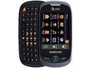 Samsung Flight II SGH-A927 Black Unlocked Cell Phone