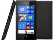 Microsoft  LUMIA 435 RM-1070 CV LTAU1 BLACK HS  Black  Dual-Core  1.2GHz  Unlocked Cell Phone