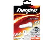 Energizer ENG-CCIPDW White Car Charger - Box Package MFI