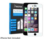 Insten Silver Frame Premium Tempered Glass Screen Protector LCD Film Guard Shield For Apple iPhone 6 Plus 2113327