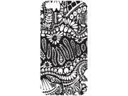 OTM iPhone 6 White Glossy Case New Age Collection, Paisley