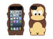 Griffin Monkey KaZoo Protective Animal Case for iPhone 5/5s   Everyone loves going to the zoo.