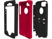 Trident Red Kraken AMS Carrying Case (Holster) for iPhone 5/5s AMS-APL-IPH5S-RED