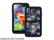 Trident Cyclops U.S. Navy Camo Series Case for Samsung Galaxy S5 CY-SSGXS5-BKK08