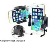 Insten Black Universal Phone Holder Plate 1848125