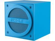 iHome IBT16LC Blue Bluetooth Rechargeable Mini Speaker Cube