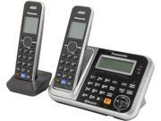 Panasonic KX-TG7872S 1.9 GHz DECT 6.0 2X Handsets Bluetooth Cellular Convergence Solution Integrated Answering Machine