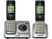 Vtech CS6629-2 Cordless Phone - 1.90 GHz - DECT 6.0