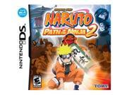 Naruto: Path of the Ninja 2 Nintendo DS Game