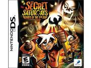 Secret Saturdays Beasts 5th Sun Nintendo DS Game