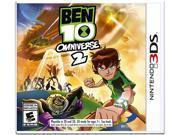 Ben 10 Omniverse 2 Nintendo 3DS Game