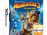 Pre-owned Madagascar 3 DS