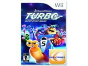 PRE-OWNED Turbo: Super Stunt Squad  Wii