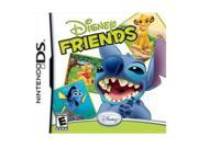 Disney Friends Nintendo Ds Game Disney Picture
