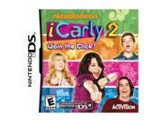 iCarly 2: iJoin the Click Nintendo DS Game