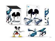 DISNEY EPIC MICKEY COLLECTORS EDITION WII GAME SALE