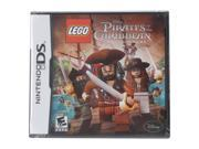 Lego Pirates of the Caribbean: The Video Games Nintendo DS Game