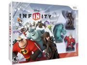 INFINITY Starter Pack Wii Game Disney