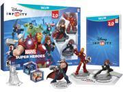 Disney INFINITY Marvel Super Heroes 2.0 Edition Nintendo Wii U
