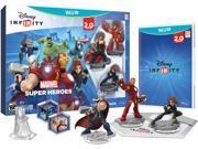 INFINITY 2.0 Starter Pack Marvel Super Heroes Wii U