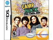Pre-owned Camp Rock The Final Jam  DS