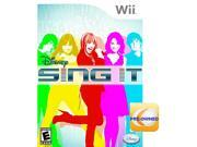 Pre-owned Sing It  Wii