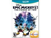 Pre-owned Disney Epic Mickey 2: The Power of Two Wii U