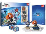 Disney INFINITY Toy Box Bundle Pack 2.0 Edition Nintendo Wii U