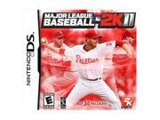 Major League Baseball 2k11 Nintendo DS Game 2K SPORTS