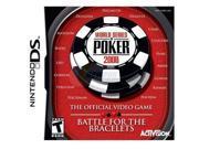 World Series of Poker 2008 Nintendo DS Game