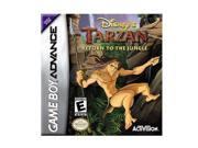 Disney's Tarzan: Return to the Jungle GameBoy Advance Game Activision
