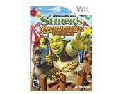 Shrek's carnival craze Wii Game