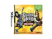 Guitar Hero On Tour Decades (Game Only) Nintendo DS Game Activision