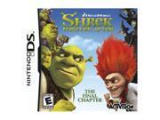Shrek Forever After Nintendo DS Game