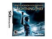 Percy Jackson & the Olympians: The Lightning Thief Nintendo DS Game