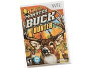 Cabelas Monster Buck Wii Game