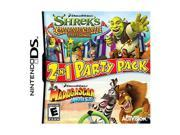 Dreamworks Party Pack Nintendo DS Game