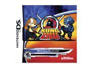 Zhu Zhu Pets: Kung Zhu Nintendo DS Game