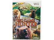 Cabela's Big Game Hunter 2012 Wii Game