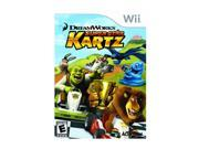 Dreamworks Super Star Kartz Wii Game