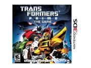 Transformers Prime: The Game Nintendo 3DS Game