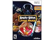 Angry Birds Star Wars Wii Game
