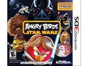 Image of Angry Birds Star Wars Nintendo 3DS Game