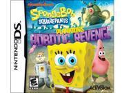 SpongeBob SquarePants: Plankton's Robotic Revenge Nintendo DS Game