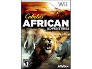 Cabela's African Adventures Wii Game