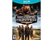 Cabela's Big Game Hunter | Pro Hunts Wii U